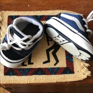 Vans Shoes - Baby Vans shoes NEW